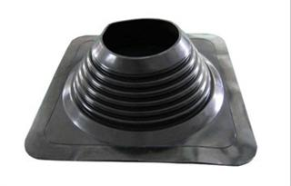 Rubber roof flashing