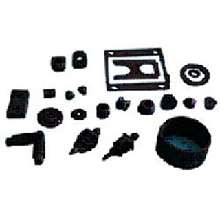 Molded NBR rubber products
