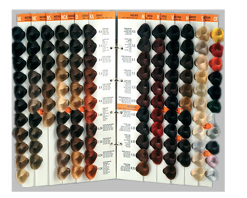 Detachable Hair Color Brochure