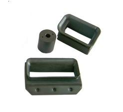 Molded EPDM rubber parts