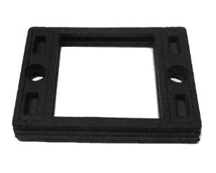 Custom molded rubber NBR gasket